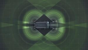 K1600 158871 Volvo Drive Me AutoPilot Umgebungsradar