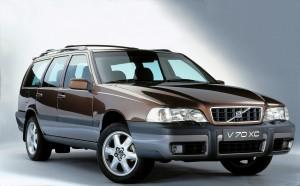 K1600 60722 Volvo V70 XC 1999