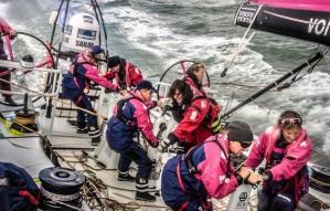 K1600 151578 Volvo Ocean Race 2014 2015 Team SCA Schweden