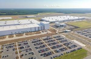 230908 Erstes US Werk er ffnet Volvo baut globale Pr senz aus