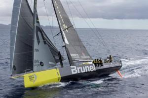 K1600 151572 Volvo Ocean Race 2014 2015 Team Brunel Niederlande