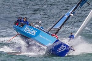 K1600 151584 Volvo Ocean Race 2014 2015 Team Vestas Wind D nemark
