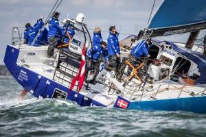 K1600 151587 Volvo Ocean Race 2014 2015 Team Vestas Wind D nemark