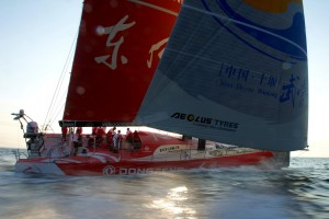 K1600 151598 Volvo Ocean Race 2014 2015 Team Dongfeng China
