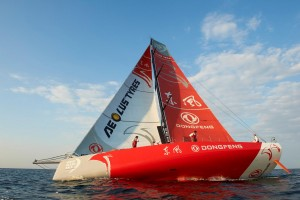 K1600 151599 Volvo Ocean Race 2014 2015 Team Dongfeng China
