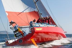 K1600 151607 Volvo Ocean Race 2014 2015 Team Espa a Spanien