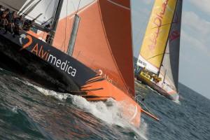 K1600 151609 Volvo Ocean Race 2014 2015