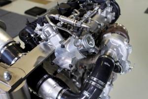 K1600 152690 Volvo pr sentiert Drive E Hochleistungsantrieb mit 450 PS