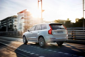 K1600 149820 The all new Volvo XC90