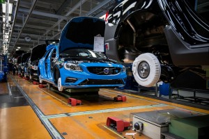 K1600 147796 Volvo Cars starts production of the new Volvo S60 and V60 Polestar