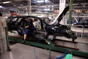 K1600 34728 The production of the new V60 started 2010 in the Torslanda plant