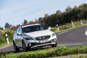 K1600 153567 Volvo V40 Cross Country Ocean Race Edition
