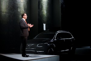 K1600 151360 All new XC90 World Premiere