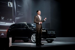 K1600 151361 All new XC90 World Premiere