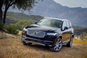 K1600 163261 The new Volvo XC90