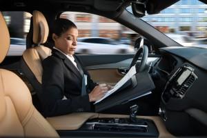 K1600 167747 Autonomous driving