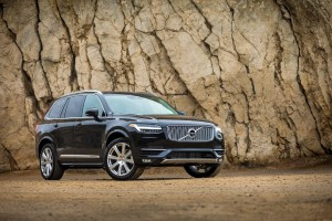 K1600 163247 The new Volvo XC90