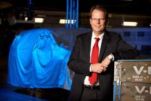 K1600 111097 Peter Mertens Senior Vice President Forschung und Entwicklung bei der Volvo