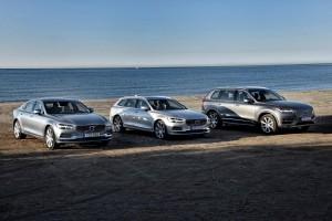K1600 191888 Volvo S90 Volvo V90 und Volvo XC90