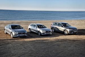 K1600 191886 Volvo S90 Volvo V90 und Volvo XC90