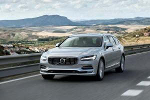 K1600 191761 New Volvo V90 location driving