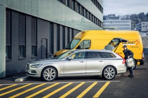 K1600 204821 Volvo In car Delivery a Volvo Cars innovation