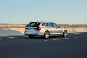 K1600 191758 New Volvo V90 location driving