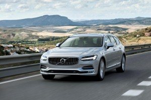 K1600 191761 New Volvo V90 location driving