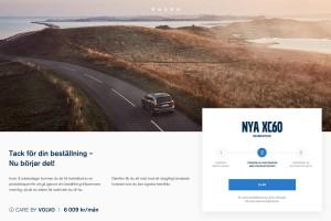 K1600 207876 K p din Volvobil hemma i soffan Volvo Car Sverige lanserar digital bilf rs