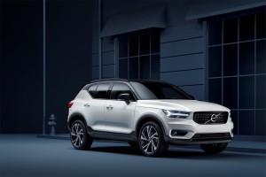 K1600 213087 New Volvo XC40 exterior