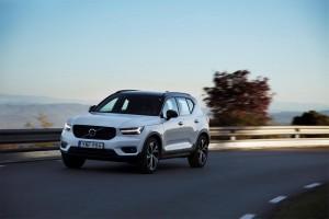 K1600 216712 New Volvo XC40 exterior