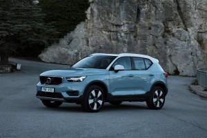 K1600 216722 New Volvo XC40 exterior