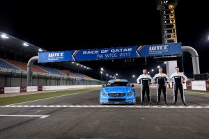 217408 Thed Bj rk and Polestar Cyan Racing crowned World Champions