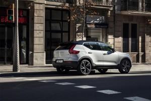 K1600 216710 New Volvo XC40 exterior