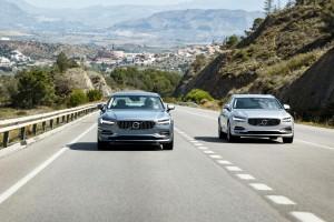K1600 191754 Volvo S90 und Volvo V90