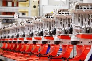 K1600 219335 Volvo Motorenwerk in Sk vde Schweden