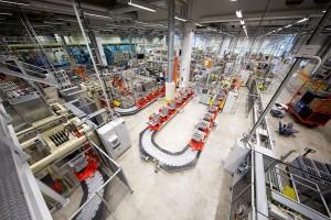 K1600 219337 Volvo Motorenwerk in Sk vde Schweden