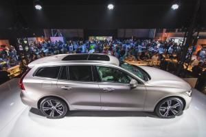 230693 Volvo V60 Premieren Tour Auftakt in K ln