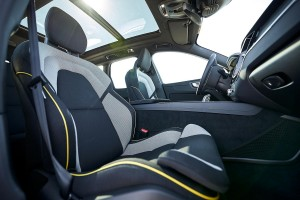 230940 Volvo Cars aims for 25 per cent recycled plastics in every new car from