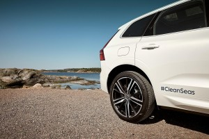 230943 Volvo Cars aims for 25 per cent recycled plastics in every new car from