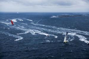 230835 Volvo Ocean Race 2017 18 Zehnte Etappe von Cardiff nach G teborg