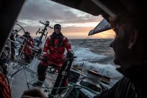 230836 Volvo Ocean Race 2017 18 Zehnte Etappe von Cardiff nach G teborg