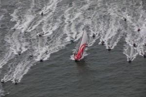 234318 Dongfeng Race Team gewinnt das Volvo Ocean Race 2017 18