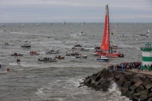 234319 Dongfeng Race Team gewinnt das Volvo Ocean Race 2017 18