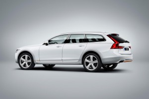 215849 Volvo V90 Cross Country Volvo Ocean Race exterior