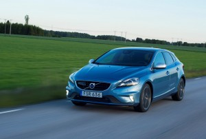 K1600 165304 Volvo V40 R Design model year 2016