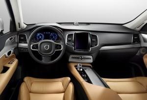 K1600 150057 The all new Volvo XC90 interior