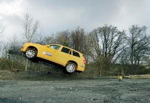 K1600 154987 Volvo XC90 Crashtest