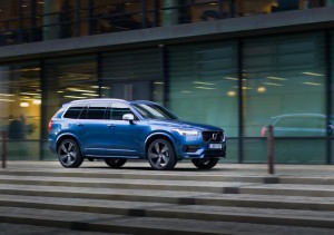 K1600 167956 Volvo XC90 R Design model year 2016