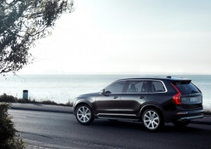 K1600 149817 The all new Volvo XC90
